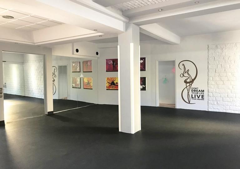Αίθουσα Ρυθμικής Γυμναστικής