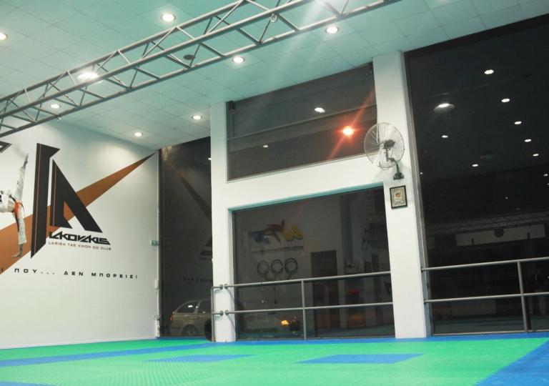 Εγκαταστάσεις TaeKwonDo